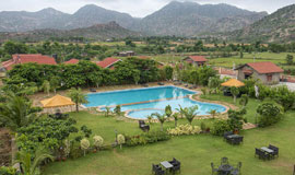 Kanj The Lohana Village Resort