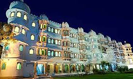 Kanj The Haveli Resort