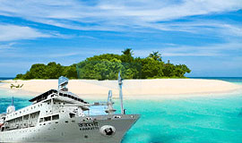 Lakshadweep Samudra Ship Package - 05 Days
