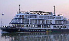 M V Mahabaahu Downstream Cruise - 7 Nights