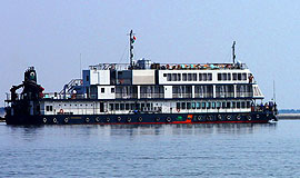 M V Mahabaahu Downstream Cruise - 4 Nights